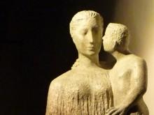 Virgen con niño (J,R. Anda)